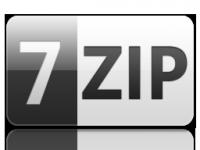 7-Zip программа архиватор