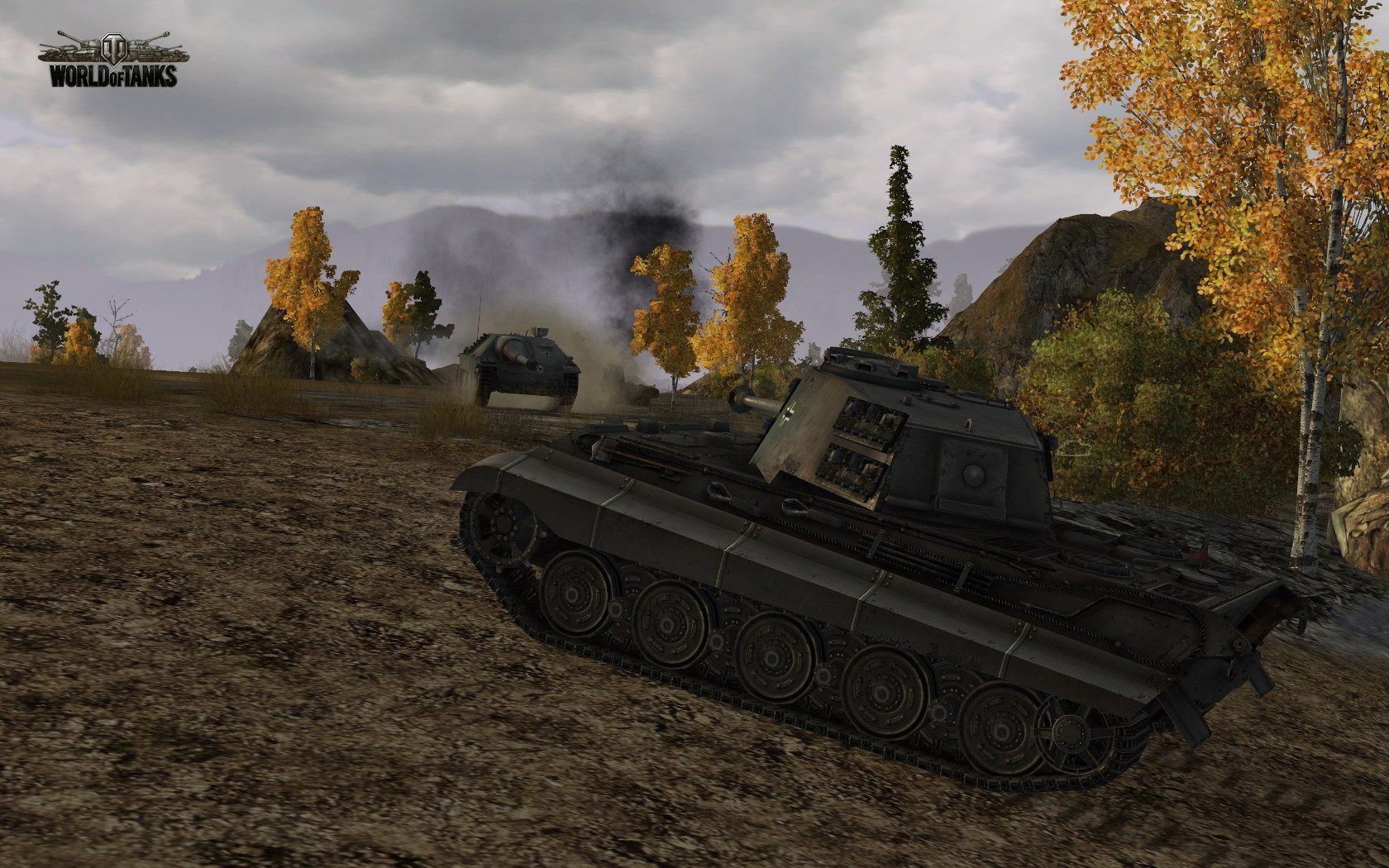World of tanks для Windows