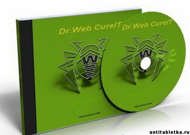 доктор веб курейт бесплатно