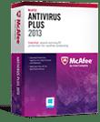 mcafee antivirus plus скачать бесплатно