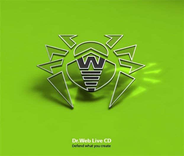 скачать бесплатно Dr.Web LiveCD