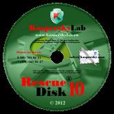 скачать бесплатно Kaspersky Rescue Disk 10