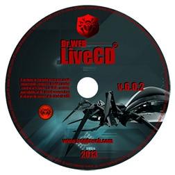 Dr.Web LiveCD программа