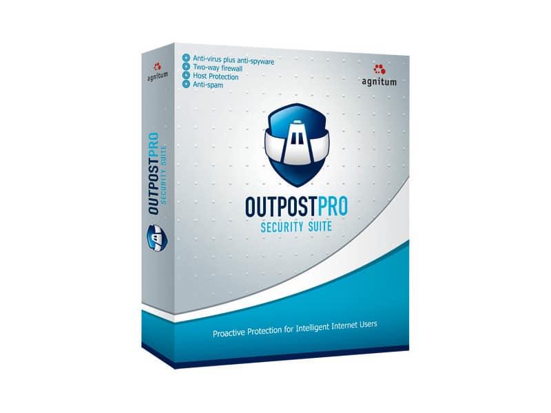 скачать бесплатно OutpostPro 8