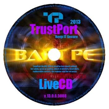 TrustPort LiveCD2013