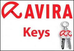 Ключи avira free