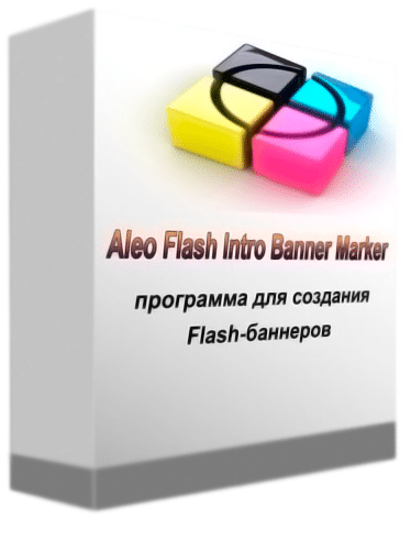 Аleo Flash Intro Banner Maker