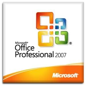 Скачать ключ к Микрософт Офис 2007