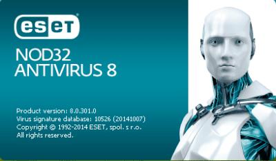 Nod32 антивирус 8